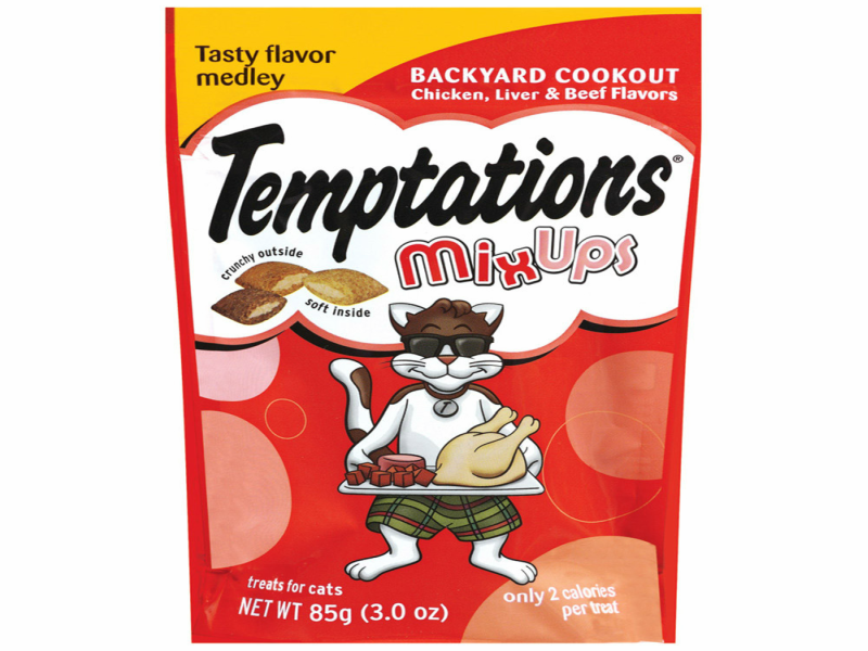 MIX UPS TEMPTATIONS GALLETAS / GATOS / SNACK / GOLOSINAS /